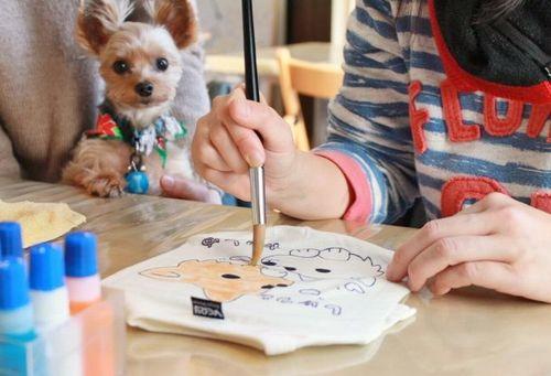 愛犬だけのオリジナルワンコTシャツも作れます